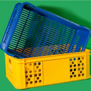 Ящики та вироби з пластику