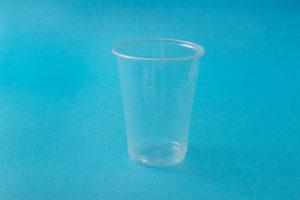 Одноразові стакани та чашки з поліпропілену