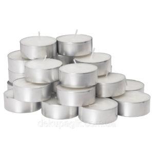 Свічки декоративні Пакети для льоду